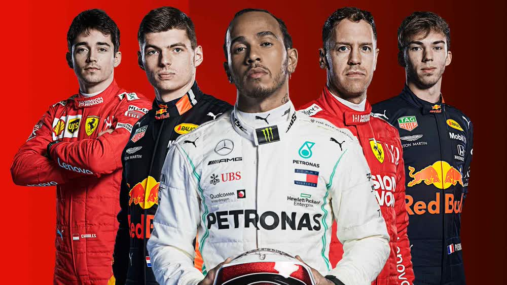 F1 Driver situations for the 2021 F1 season