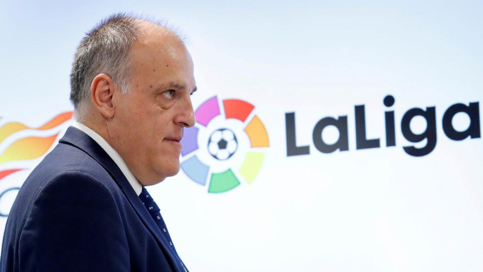 Tebas wants Ronaldo, Klopp, Guardiola, Mourinho competing in La Liga