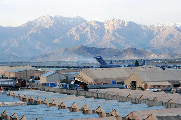 Rockets hit US base in Afghanistan, no casualties reported