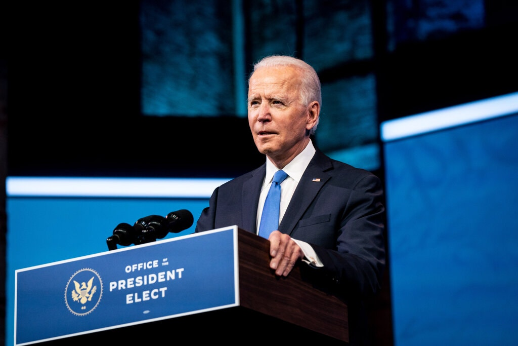 Pandemic Aid Bolsters Biden and Shows Potential Path for His Agenda in Congress