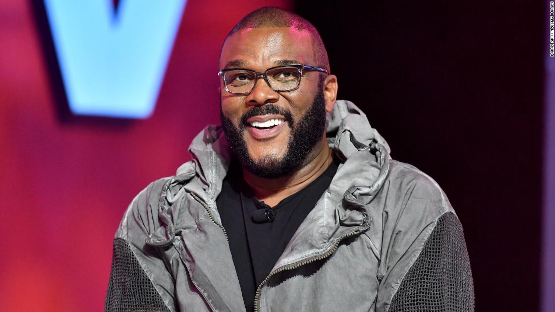 Tyler Perry, opens up about mid-life crisis